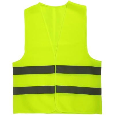 Vest textile separator J5, light green, ХXXL, 60х68 cm