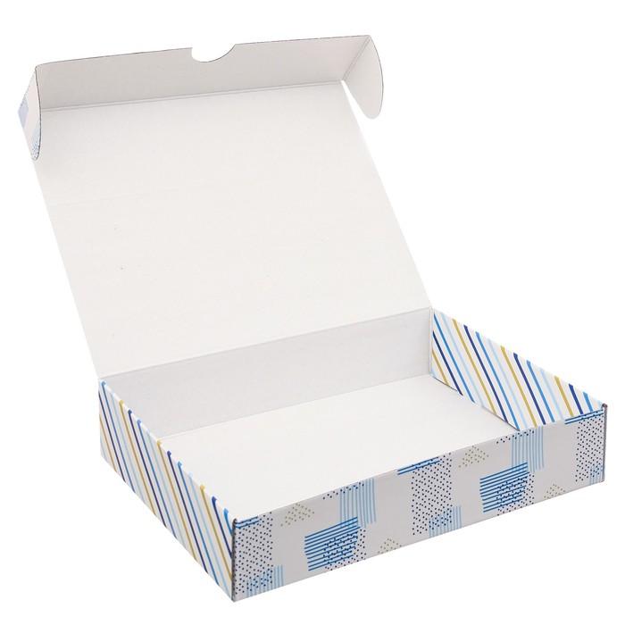 Складная коробка «Не упускай важное»,32 х 23 х 6,5 см - фото 504883094