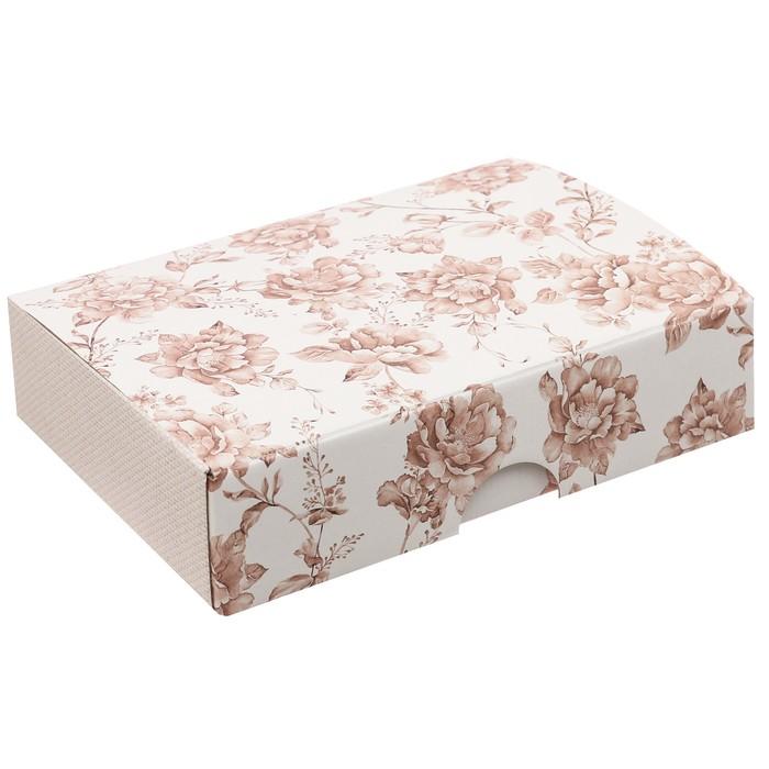 Складная коробка «Счастье есть», 21 х 15 х 5 см