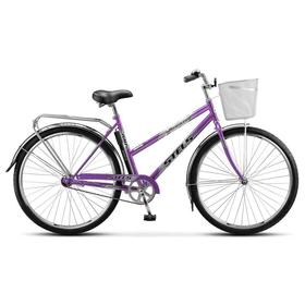 """Велосипед 28"""" Stels Navigator-300 Lady, Z010, цвет сливовый, размер 20"""""""