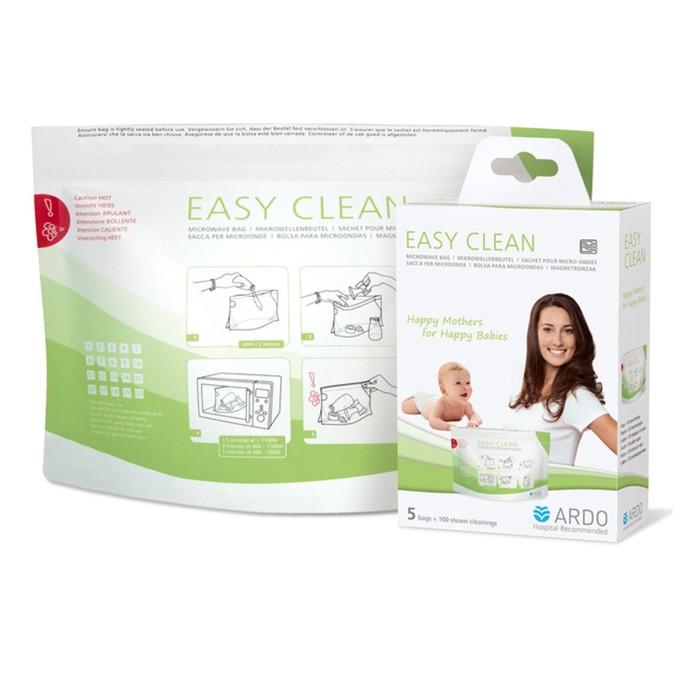 Пакеты для стерилизации и хранения Easy Clean
