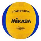 """Мяч для водного поло """"MIKASA W6607W"""" резина, юнош, р.1, вес 233-253 г"""