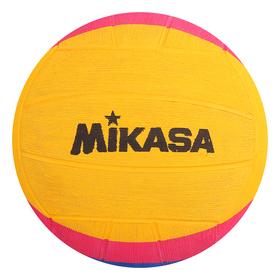 Мяч для водного поло MIKASA W6608 5W, размер 3, резина, юношеский, 340-380 г
