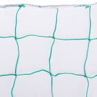 """Сетка волейбольная """"KV.REZAC"""" арт.15935005, зел., 9.5х0.5м, нить 2 мм ПП"""
