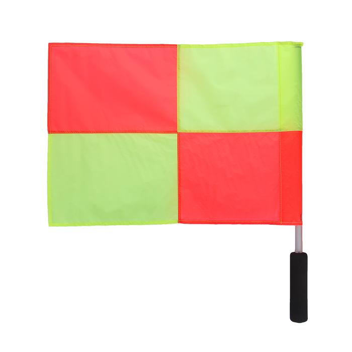 Флаги для боковых судей TORRES, 2 шт комплект