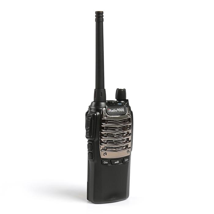 Рация iRadio 9000, LPD/PMR, акб 2300 мАч