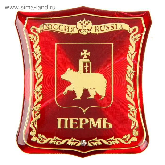 """Магнит герб """"Пермь"""""""