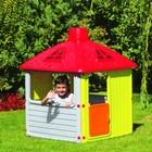 Игровой домик для улицы «Городской дом»
