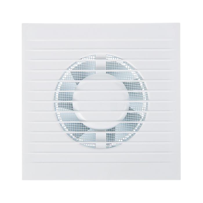 Вентилятор вытяжной AURAMAX A 4S, 160х160 мм, d=100 мм, 220‒240 В