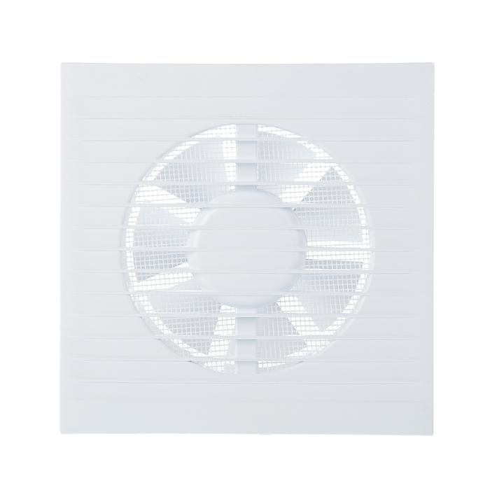 Вентилятор вытяжной AURAMAX A 5S, 180х180 мм, d=125 мм, 220‒240 В