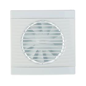 Вентилятор вытяжной Dospel Play Classic 100 S, d=100 мм, с низким уровнем шума