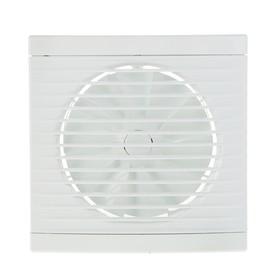 Вентилятор вытяжной Dospel Play Classic 125 S, d=125 мм, с низким уровнем шума