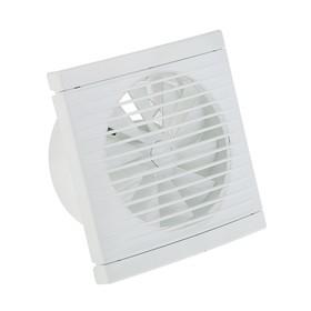 Вентилятор вытяжной Dospel Play Classic 125 S, d=125 мм, с низким уровнем шума - фото 7359887
