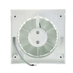 Вентилятор вытяжной Dospel Play Classic 125 S, d=125 мм, с низким уровнем шума - фото 7359888
