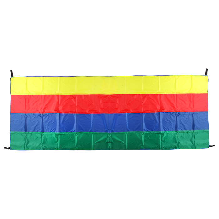 Парашют «Коридор» 4 м, ширина 1,5 м, четыре цвета