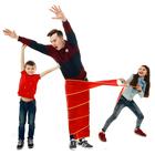 Игра «Обмотай мумию», длина 4,5 м, цвет микс