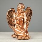 """Статуэтка """"Девушка-ангел"""", бронза"""