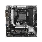 Материнская плата Asrock AB350M PRO4, Soc-AM4, AMD B350, 4xDDR4, mATX, Ret