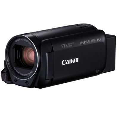 "Видеокамера Canon Legria HF R806, 32x IS opt 3"", Touch LCD, 1080 p, XQD Flash, черная"
