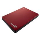 """Внешний жесткий диск Seagate USB 3.0 1 Тб STDR1000203 Backup Plus 2.5"""", красный"""