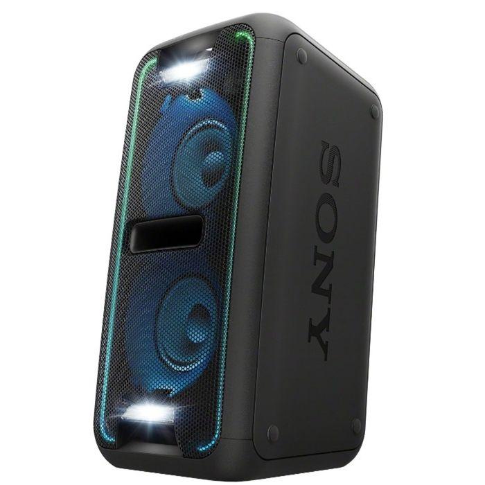 Минисистема Sony GTK-XB7, 470 Вт, USB, BT, черная