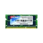 Память DDR3 2Gb 1333MHz Patriot PSD32G13332S RTL PC3-10600 SO-DIMM 204-pin 1.5В dual rank