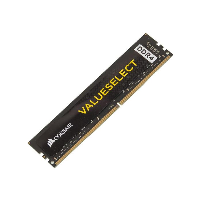 Память DDR4 16Gb 2666MHz Corsair CMV16GX4M1A2666C18 RTL PC4-19200 CL18 DIMM 288-pin 1.2В