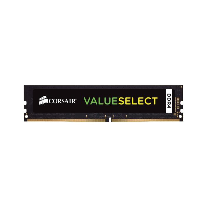 Память DDR4 4Gb 2666MHz Corsair CMV4GX4M1A2666C18 RTL PC4-21300 CL18 DIMM 288-pin 1.2В