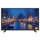 "Телевизор Hyundai H-LED43F402BS2, 43"", 1920x1080, 1080p, DVB-T2, 3xHDMI, USB, черный"
