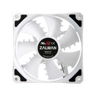 Вентилятор Zalman ZM-SF2 92x92x26mm 3-pin 18-23dB 80gr Ret