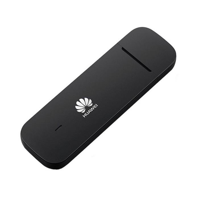 Модем 2G/3G/4G Huawei E3372h-153 USB +Router внешний черный