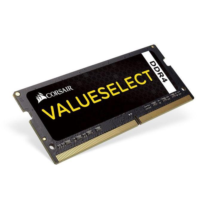 Память DDR4 4Gb 2133MHz Corsair CMSO4GX4M1A2133C15 RTL PC4-17000 CL15 SO-DIMM 260-pin