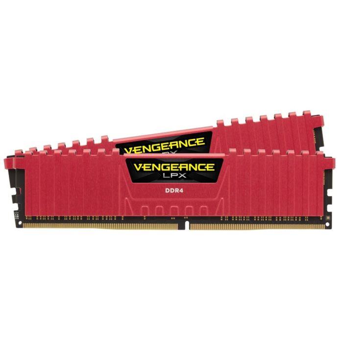 Память DDR4 2x8Gb 3200MHz Corsair CMK16GX4M2B3200C16 RTL PC4-25600 CL16 DIMM 288-pin 1.35В