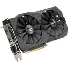 Видеокарта Asus AMD Radeon RX 570 ROG STRIX GAMING OC, 4G, 256bit, GDDR5, 1280/7000, Ret