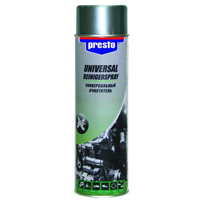 Очиститель универсальный PRESTO, 500 мл, аэрозоль