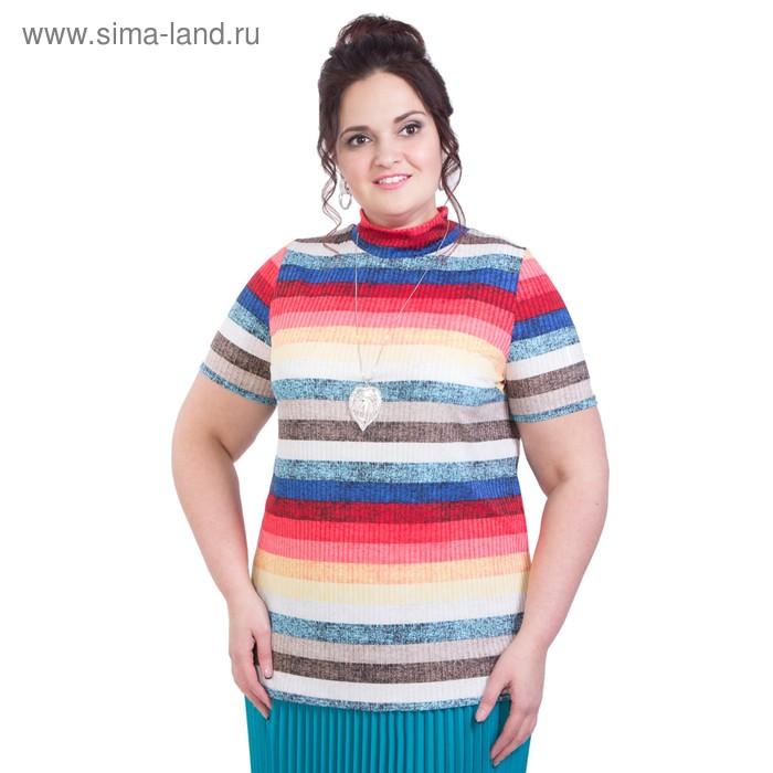 Блуза женская В3-1605/22, размер 60