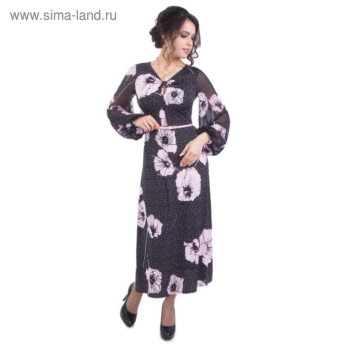 Платье женское П5-2317/2, размер 42