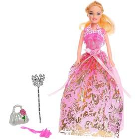 Кукла-модель «Ника» в платье с аксессуарами, МИКС в Донецке