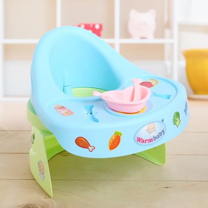 Столик «Малыш» для пупса, со звуковым эффектом