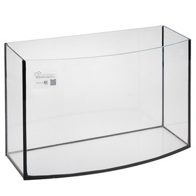 Аквариум телевизор без крышки, 100 литров, 80 х 32,5 х 39,5 см