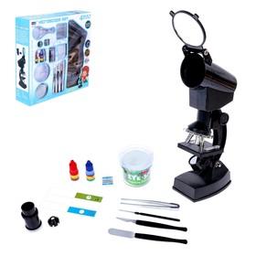 Набор для изучения микромира «Микроскопик»