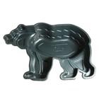 Пруд садовый пластиковый «Медведь», 450 л, чёрный