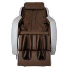 Массажное кресло GESS-723 Integro, электрическое, 6 программ, ИК-подогрев, бежево-коричневое