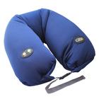 Массажная подушка GESS-306 uNeck PRO, электрическая, 2.5 Вт, 6 режимов, синяя
