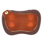 Массажная подушка для шеи с акупунктурной накидкой GESS-131 uTenon, 24 Вт, коричневая