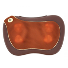 Массажная подушка GESS-131 uTenon, электрическая, 24 Вт, коричневая