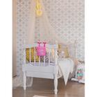 """Кармашек на детскую кроватку на лентах """"Любимая малышка"""", 1 отделение - фото 105456857"""