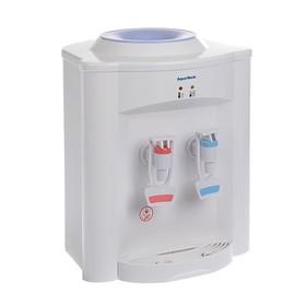 Кулер для воды AquaWork 720-T, только нагрев, настольный, 500 Вт, белый