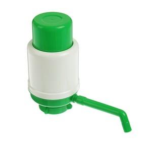 Помпа для воды 'Дельфин' Эко, под бутыль от 12 до 19 л, зеленый Ош
