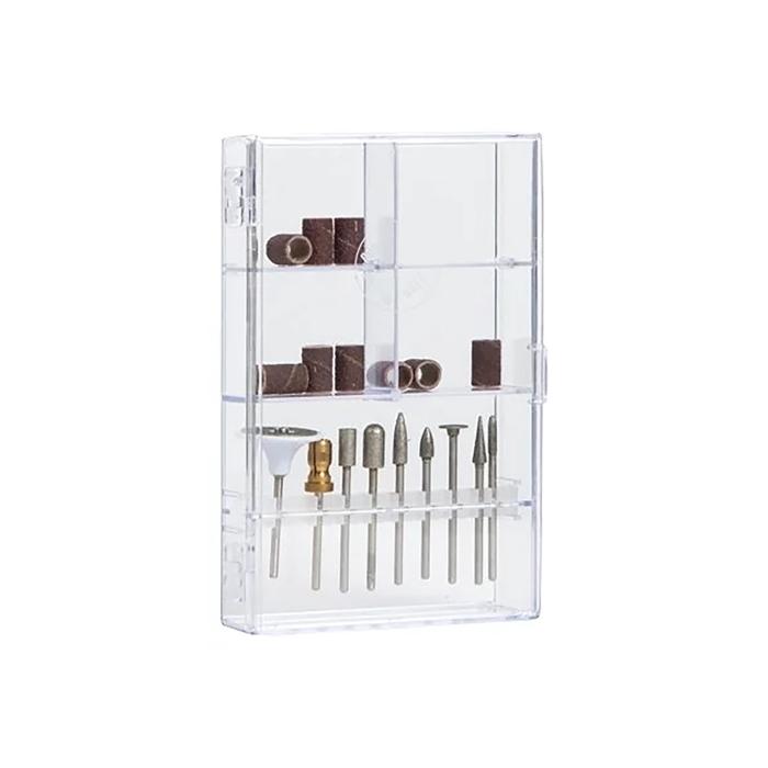 Набор насадок к набору для маникюра LAICA SA5450, 7 штук